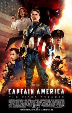 Captain America, 2011