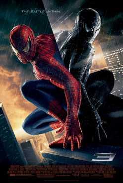 Spider Man 3, 2007