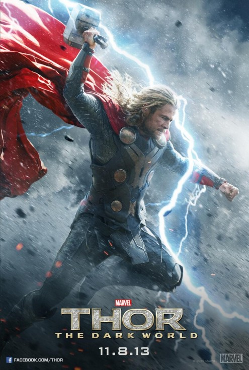 Thor: The Dark World, 2013