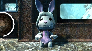 1. Here again, all pink and safe and BUNNY EARS! This is just another me-oh wait-did you notice? Sharp, pointy teeth. I play in this costume when I play the competitive levels. I also play in #2 and #3.