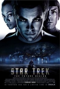 Star Trek Movie Poster