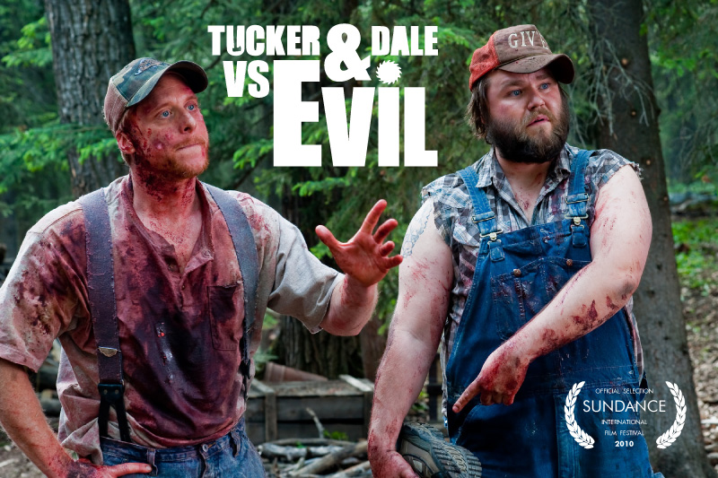 Tucker And Dale Vs Evil Deutsch